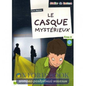 Atelier de lecture A1 Le casque mysterieux + CD audio ISBN 9782278060962