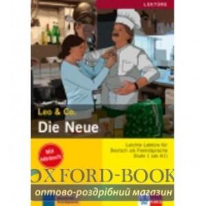 Die Neue (A1-A2), Buch+CD ISBN 9783126064040