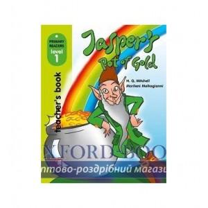 Книга для вчителя Level 1 Jaspers Pot of Gold teachers book ISBN 9789603796756