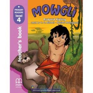 Книга Mowgli Teachers book ISBN 9789603794615