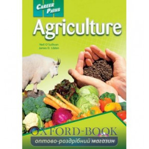Career Paths Agriculture Class CDs ISBN 9781780983820