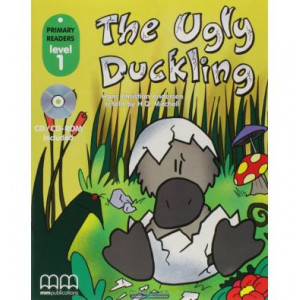 Level 1 Ugly Duckling with CD-ROM Mitchell, H ISBN 9789604432868
