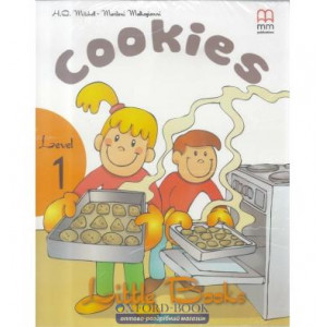 Level 1 Cookies (with CD-ROM) Mitchell, H ISBN 9789604783458