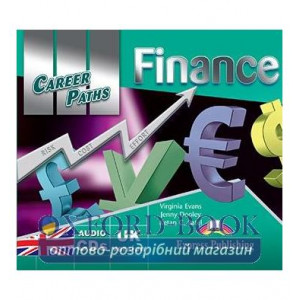 Career Paths Finance Class CDs ISBN 9781780986470