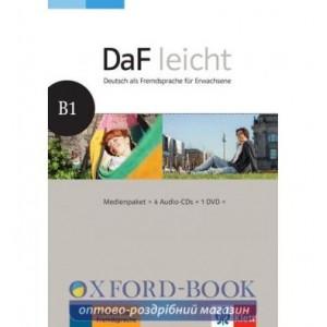 DaF leicht Medienpaket B1 (CD+DVD) ISBN 9783126762632