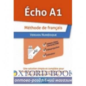 Книга Echo A1 Mat?riel pour la classe USB ISBN 9782090323528