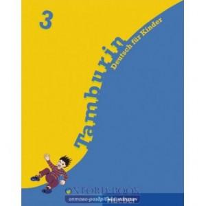 Підручник Tamburin 3 Lehrbuch ISBN 9783190015795