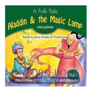 Aladdin and The Magic Lamp Audio CD ISBN 9781846790980