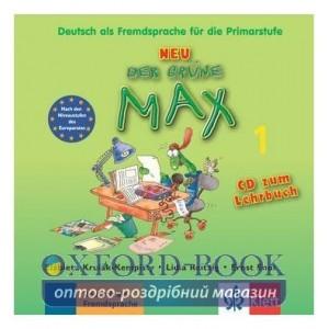Der grune Max 1 Neu CD zum Lehrbuch ISBN 9783126061957