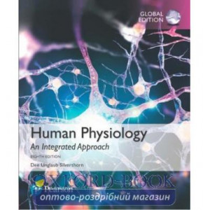 Книга Human Physiology: An Integrated Approach plus Pearson Mastering Anatomy & Physiology with Pearson eT ISBN 9781292259741