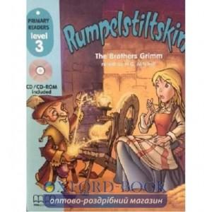 Level 3 Rumpelstiltskin with CD-ROM Brothers Grimm ISBN 9789604430048