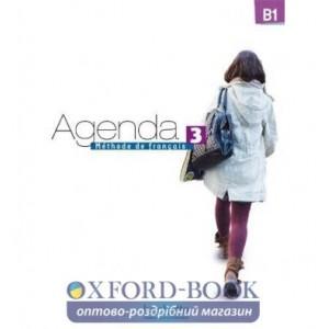 Книга Agenda 3 Livre + DVD-ROM ISBN 9782011558190
