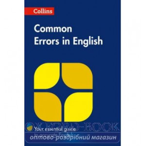 Книга Collins Common Errors in English 2nd Edition Uolter, E ISBN 9780008101763