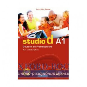 Книга Studio d A1 Ubungsbooklet zum Video Funk, H ISBN 9783464208205