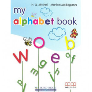 Книга Smart Junior /my alphabet book/ ISBN 2000096219148