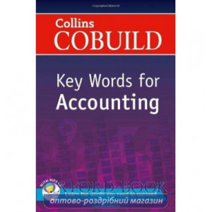 Key Words for Accounting with Mp3 CD ISBN 9780007489824