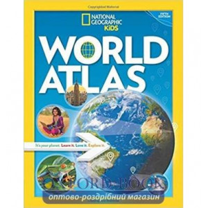 Книга World Atlas, 5th Edition ISBN 9781426331992