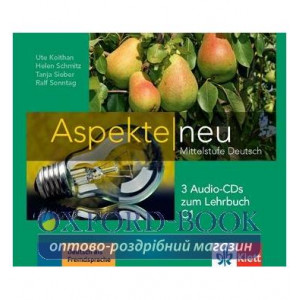 Aspekte neu C1 Audio-CDs zum Lehrbuch ISBN 9783126050395