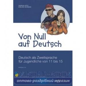 Книга Von Null auf Deutsch A1 ISBN 9783851570847