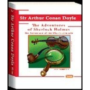 The Adventures of Sherlock Holmes Пригоди Шерлока Холмса Книга 2 Артур Конан Дойль