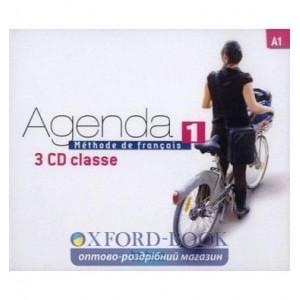 Agenda 1 CD Classe ISBN 3095561959680