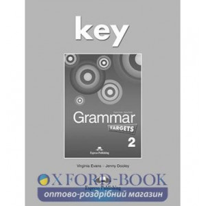Книга Grammar Targets 2 Key ISBN 9781849748759