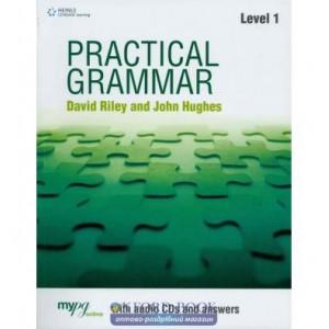 Підручник Practical Grammar 1 Students Book with Answers & Audio CDs Jones, C ISBN 9781424018086