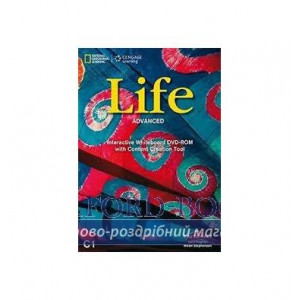 Life Advanced Interactive Whiteboard DVD-ROM Dummett, P ISBN 9781133318385