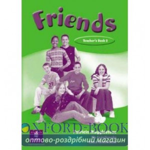 Книга Friends 2 Teachers book ISBN 9780582306639
