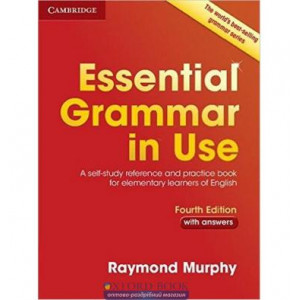 Граматика Essential Grammar in Use 4th Edition Book with answers Murphy, P ISBN 9781107480551