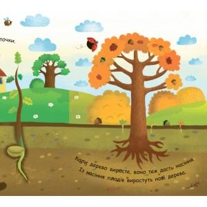 Моя перша енциклопедія : Як виростає дерево? Булгакова