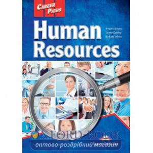 Career Paths Human Resources Class CDs ISBN 9781471550386