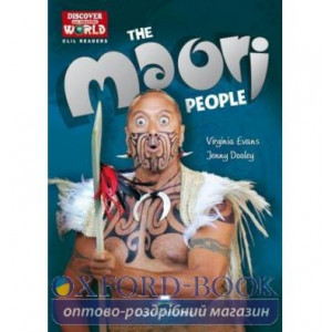 Книга the maori people level 3 ISBN 9781471563362