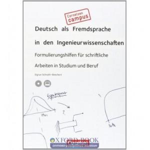 DaF in den Ingenieurwissenschaften Buch mit CD-ROM ISBN 9783065206655