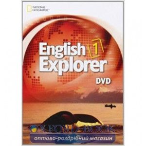 English Explorer 1 DVD Stephenson, H ISBN 9781111063078