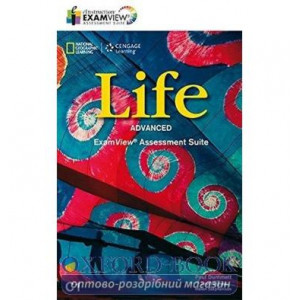 Life Advanced ExamView CD-ROM Dummett, P ISBN 9781285451152