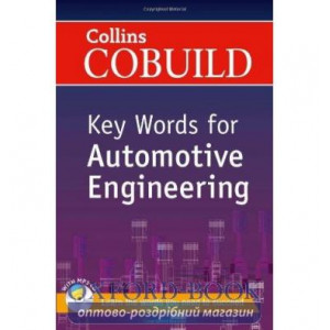 Key Words for Automotive Engineering Book with Mp3 CD ISBN 9780007489800