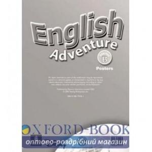 Книга English Adventure St. B Poster ISBN 9780582791565