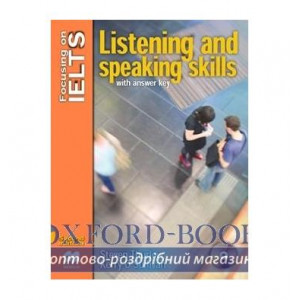 Focusing on IELTS 2nd Edition Listening and Speaking Skills with key and Audio CD ISBN 9781420230192