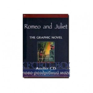 Romeo and Juliet Audio CD (American English) ISBN 9781424045761