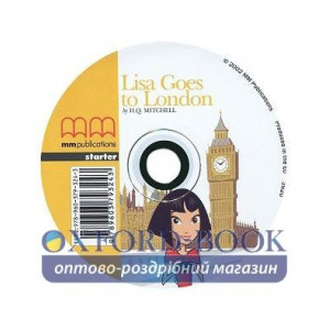 Level 1 Lisa Goes to London Starter CD Mitchell, H ISBN 9789603793243