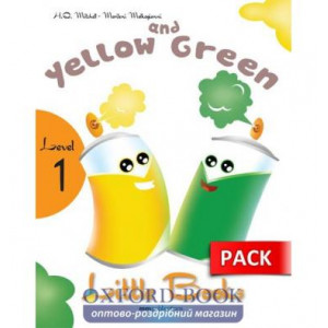 Level 1 Yellow and Green (with CD-ROM) Mitchell, H ISBN 9789604783120