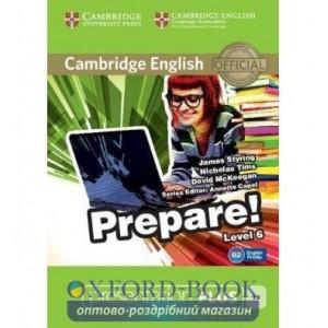 Cambridge English Prepare! Level 6 Presentation Plus DVD-ROM Styring, J ISBN 9781107497948