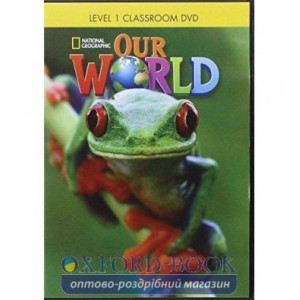 Our World 1 Classroom DVD Crandall, J ISBN 9781285455587