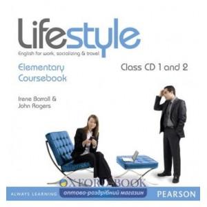 Lifestyle Elementary Class CDs ISBN 9781405863735