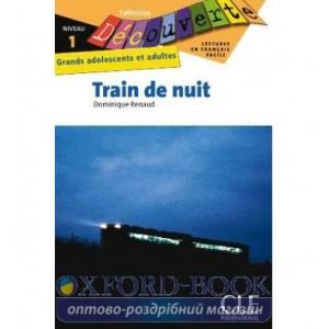 Книга 1 Train de nuit Livre ISBN 9782090313970