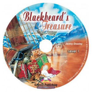 Blackbeards Treasure Audio CD ISBN 9781842169582