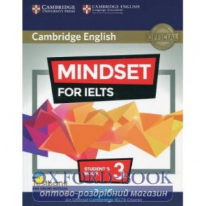 Підручник Mindset for IELTS 3 Students Book with Testbank and Online Modules Claire Wijayatilake, Greg Archer ISBN 9781316649268