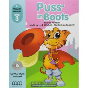 Level 3 Puss in Boots with CD-ROM Mitchell, H ISBN 9789604432820