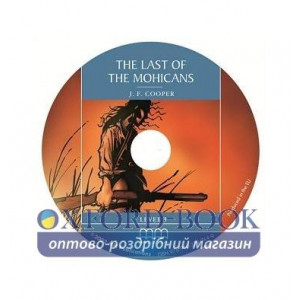 Level 3 The Last of the Mohicans Pre-Intermediate CD Cooper, J ISBN 9789603797449